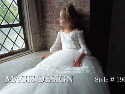 Macis Communion Gown 1965